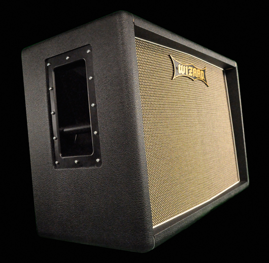 Wizard 2x12 Closed Back Cabinet